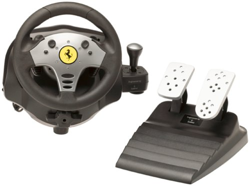 Thrustmaster Force Feedback Joystick Treiber