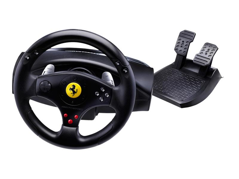 Thrustmaster Ferrari GT Experience Wheel Drivers for Windows Mac
