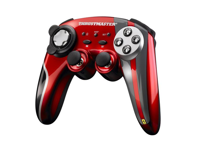 DRIVERS UPDATE: THRUSTMASTER T-MINI GAMEPAD
