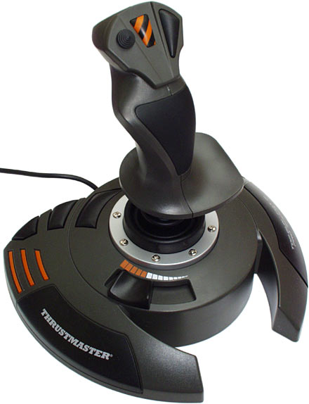 TRUSTMASTER Joystick Top Gun Fox 2 Pro Mac